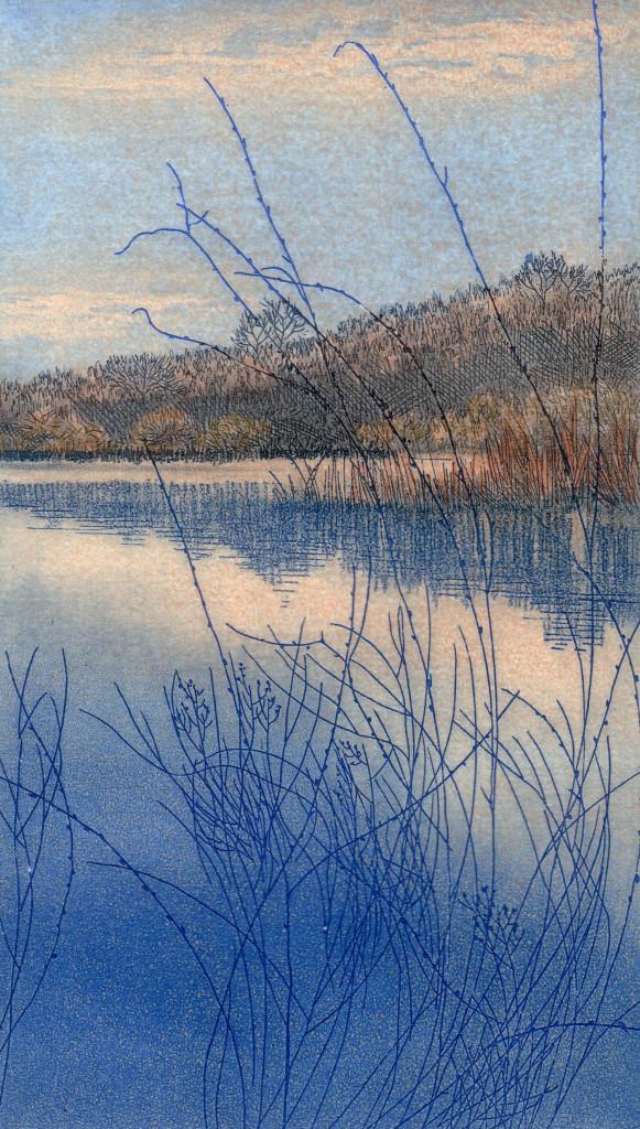 Winter Light by Helen Hanson