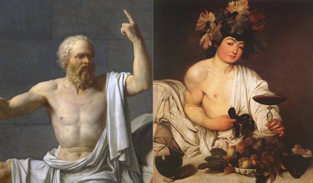 socrates dionysus