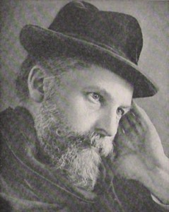 Frederick Myers, founder of the Society of Psychical Research and gifted writer on psychology (alas all his works are now out-of-print)