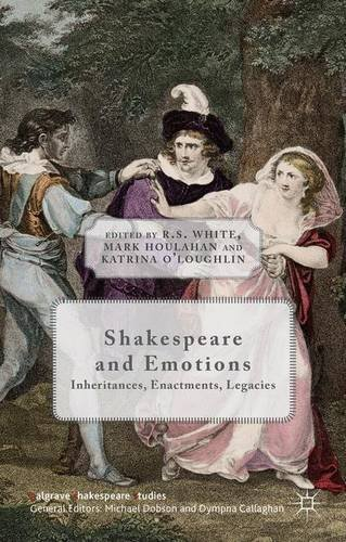 Shakespeare and emotions cover