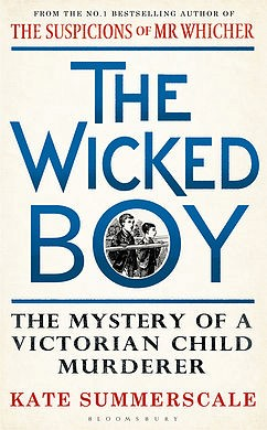 Wicked Boy cover