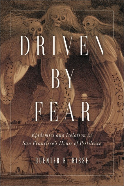 Cover of Risse's book, 'Driven by Fear'