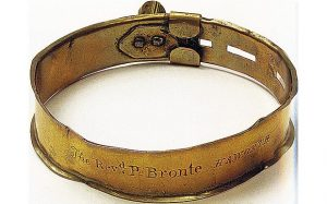 Collar of Keeper from Deborah Lutz, Relics of Death in Victorian Literature and Culture (Cambridge: Cambridge University Press, 2015).